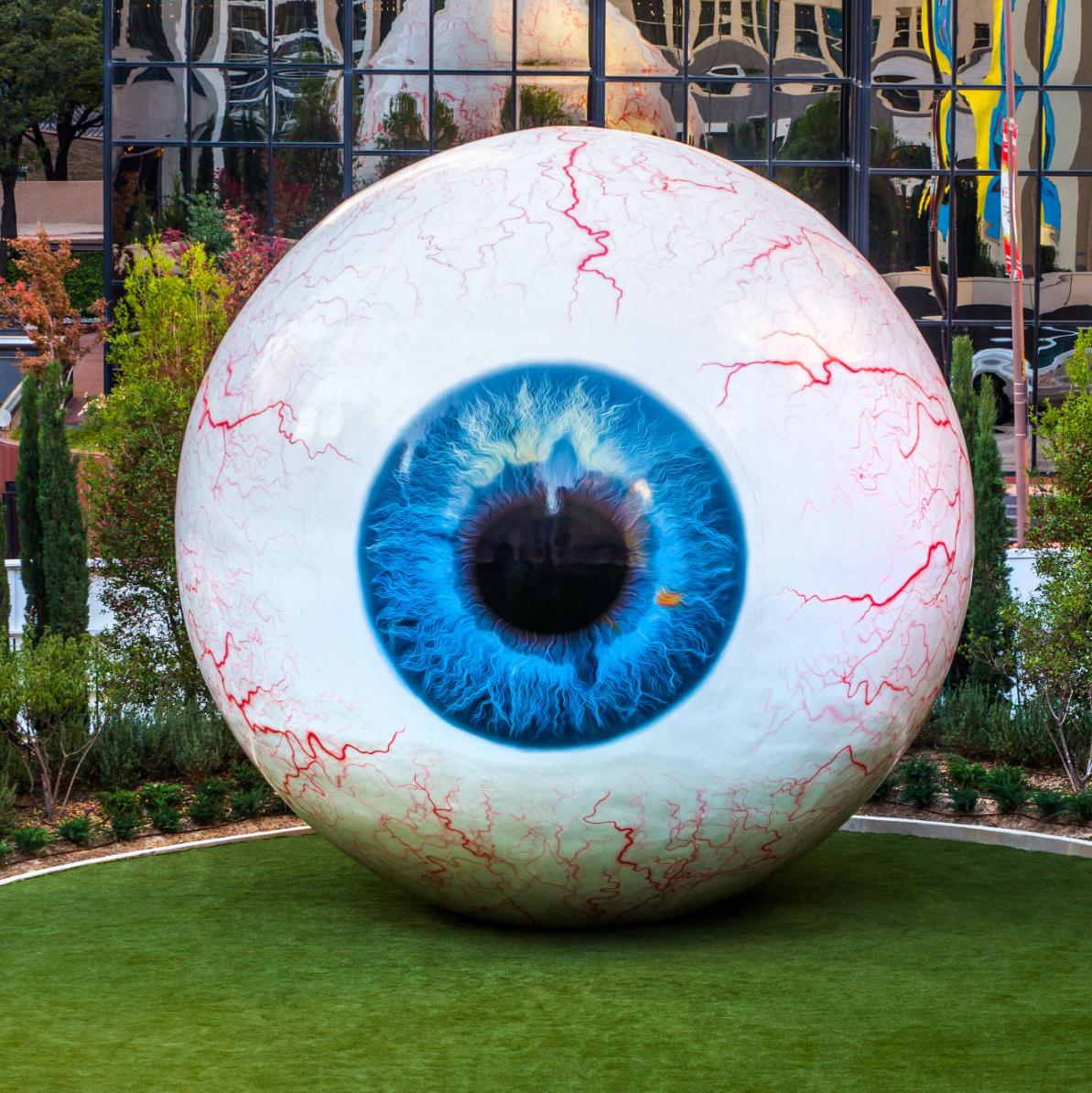 Eye by Tony Tasset