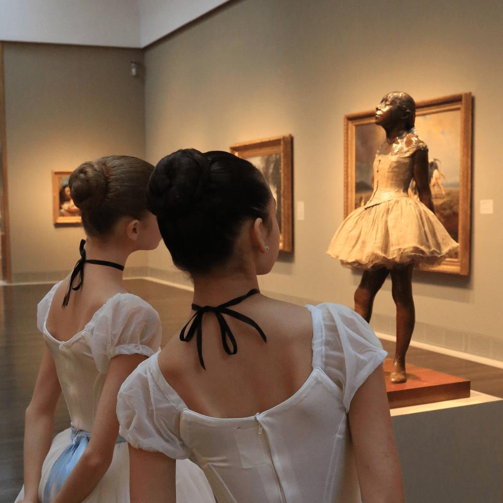 5 MFAH Dega Houston Ballet November 2013
