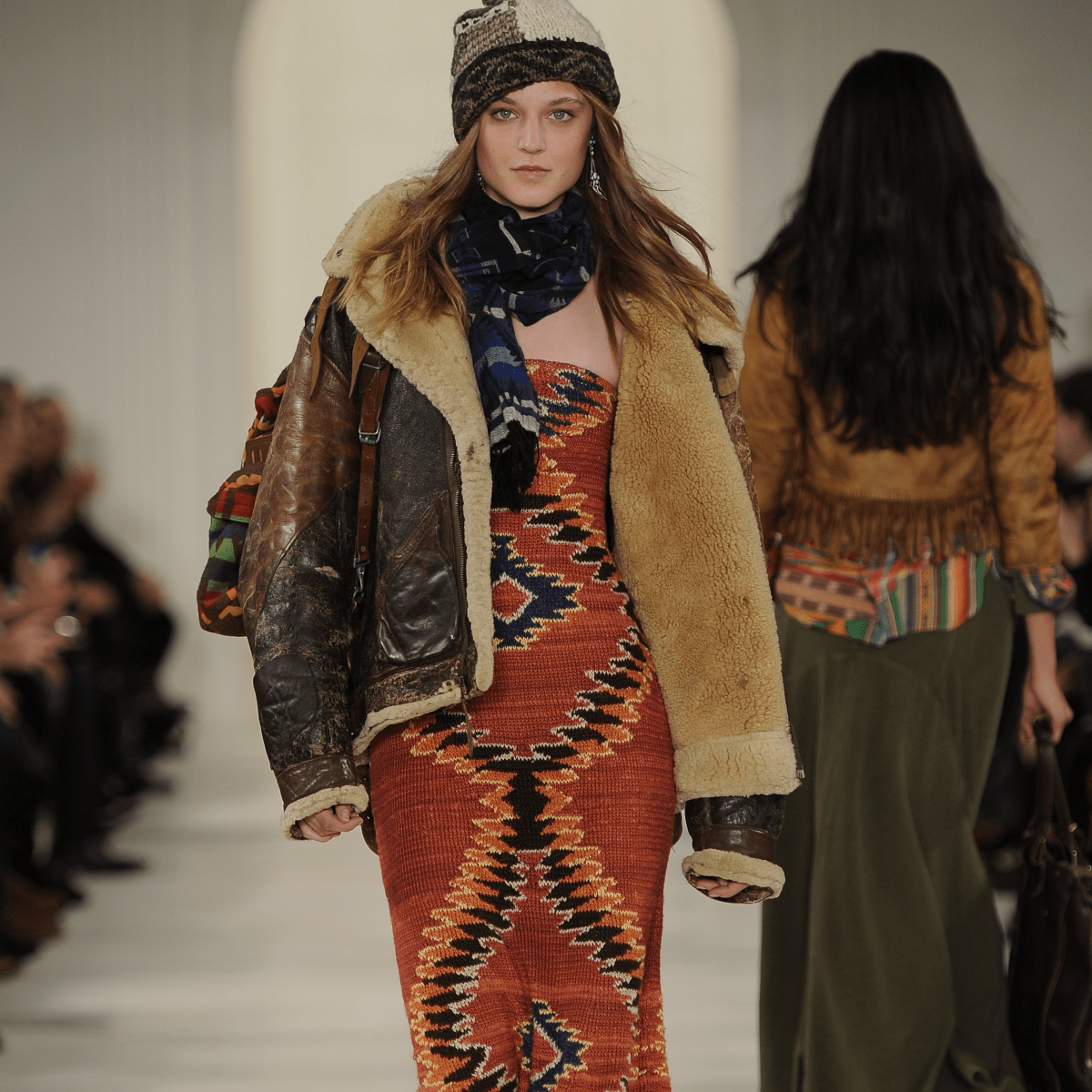 Ralph Lauren Polo fall fashion February 2014