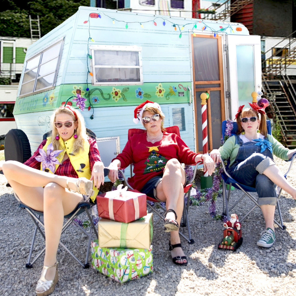 WaterTower Theatre presents The Great American Trailer Park Christmas Musical