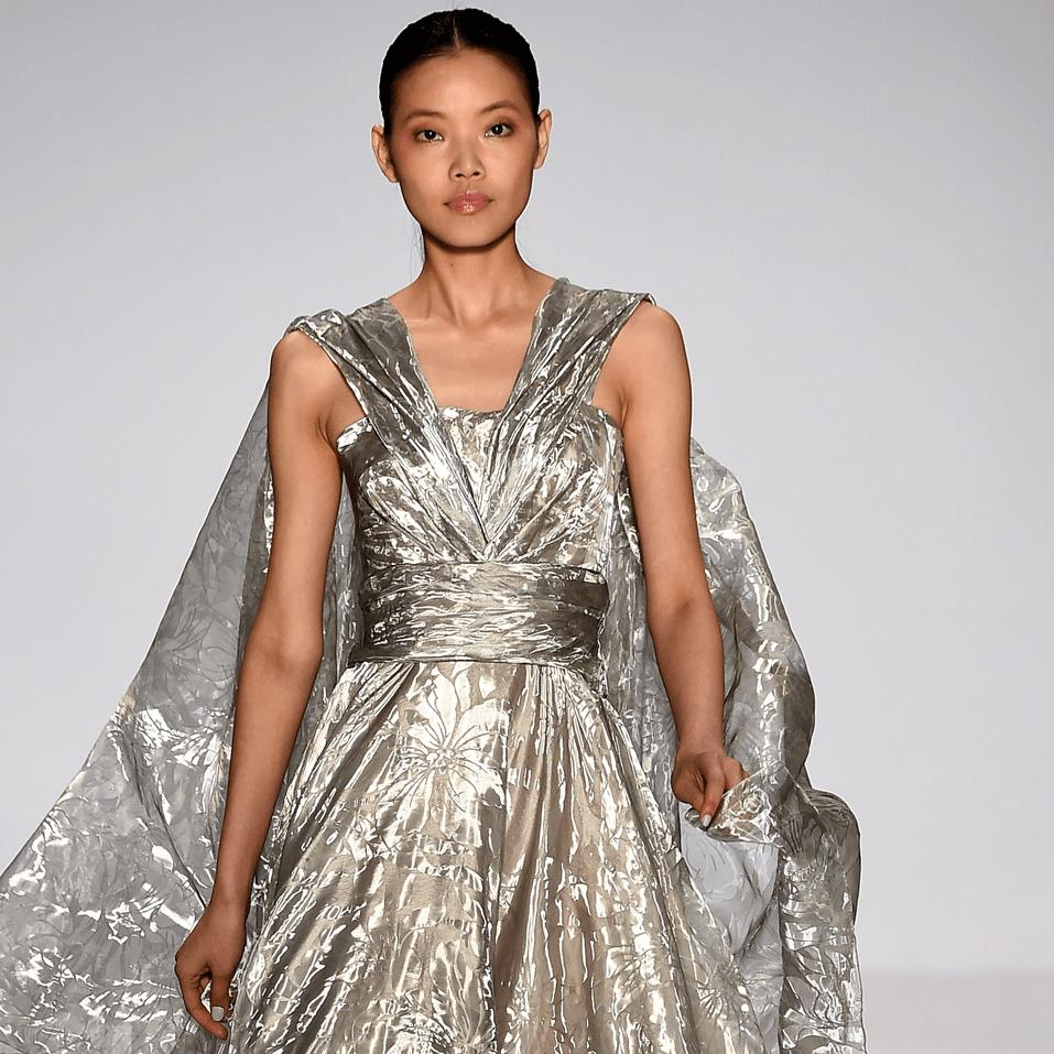 Fashion Week spring 2015 Pamella Roland