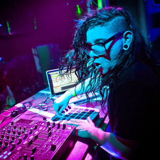 Austin Photo Set: News_Dan_sxsw_emos return_march 2012_skrillex