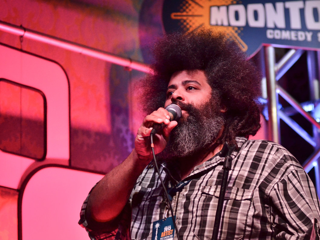 Chris Cubas at Moontower Comedy Festival Austin Show