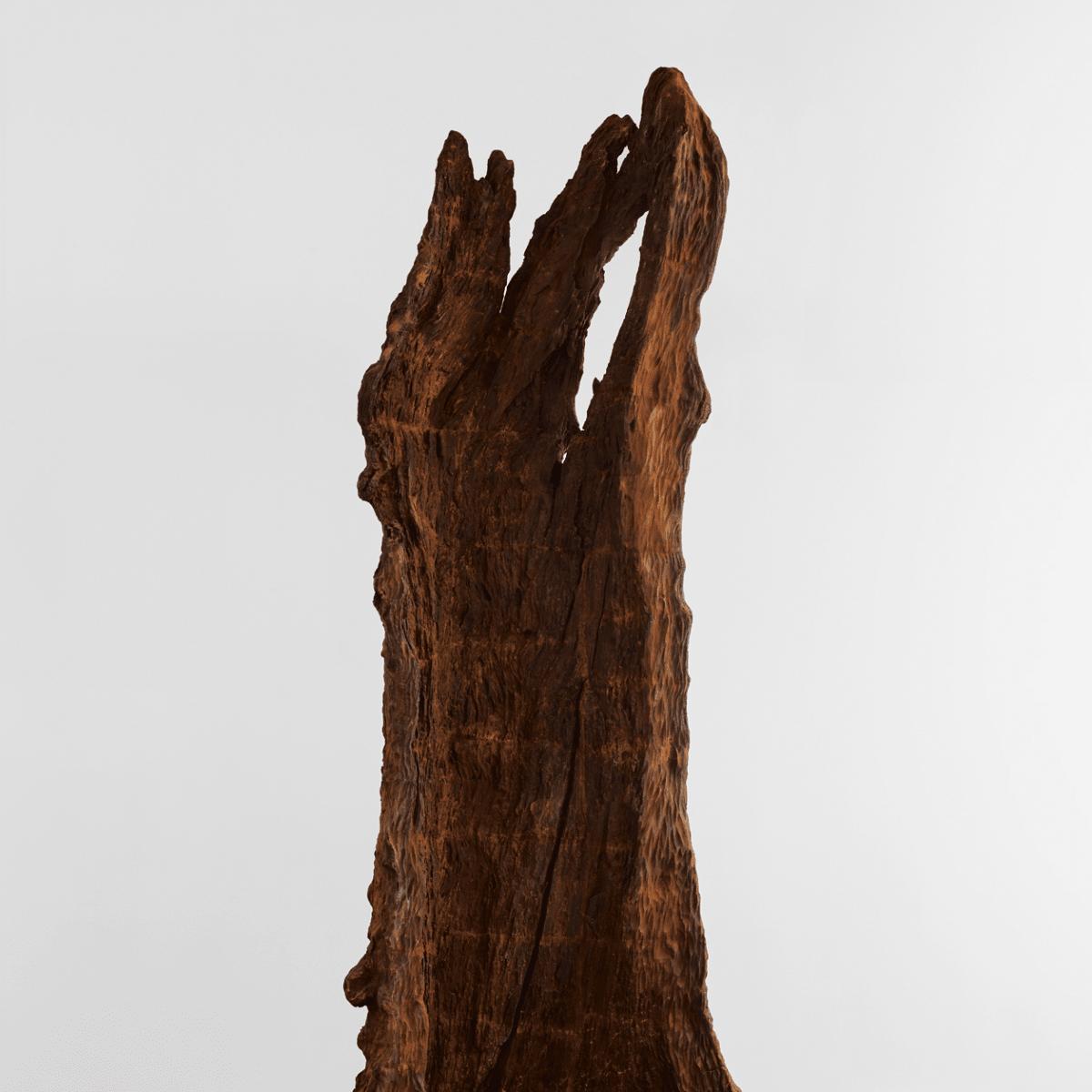 Iron Tree Trunk 2015 by Ai Weiwei