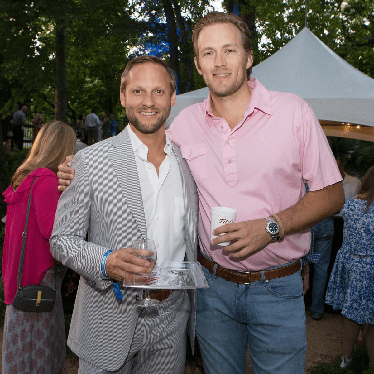 Umlauf Garden Party 2017 Ryan Williams Matt Jones
