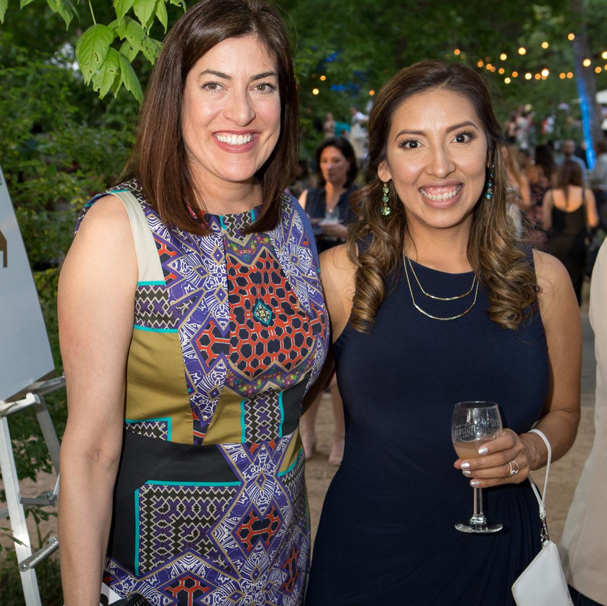 Umlauf Garden Party 2017 Laura Matz Rosa Perez