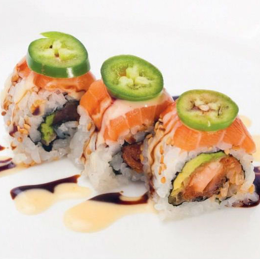 Revolving Sushi Bar And Asian Market Whirl Into Revamped
