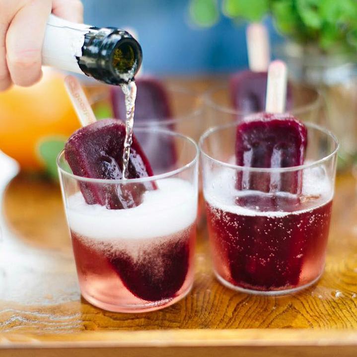 GoodPop popsicle cocktails poptails
