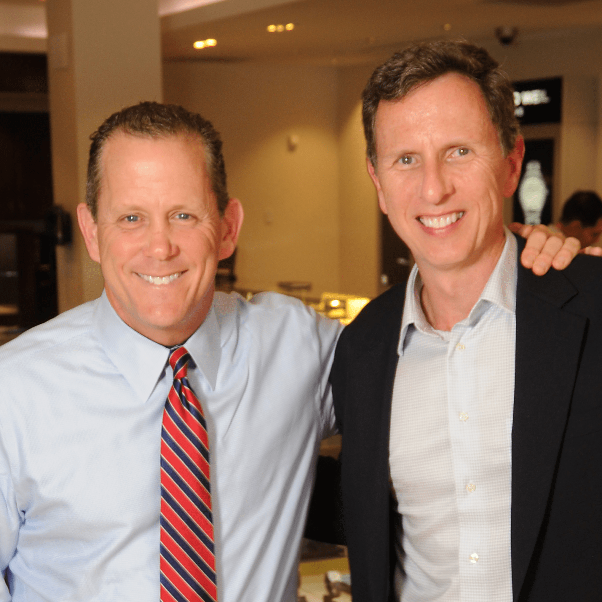 IW Marks Guys Night Out, 6/16, Jamey Rootes, Marc Vandermeer