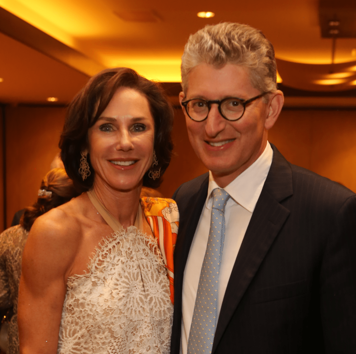 Holocaust Museum LBJ Dinner, 6/16  Heidi Gerger, David Gerger
