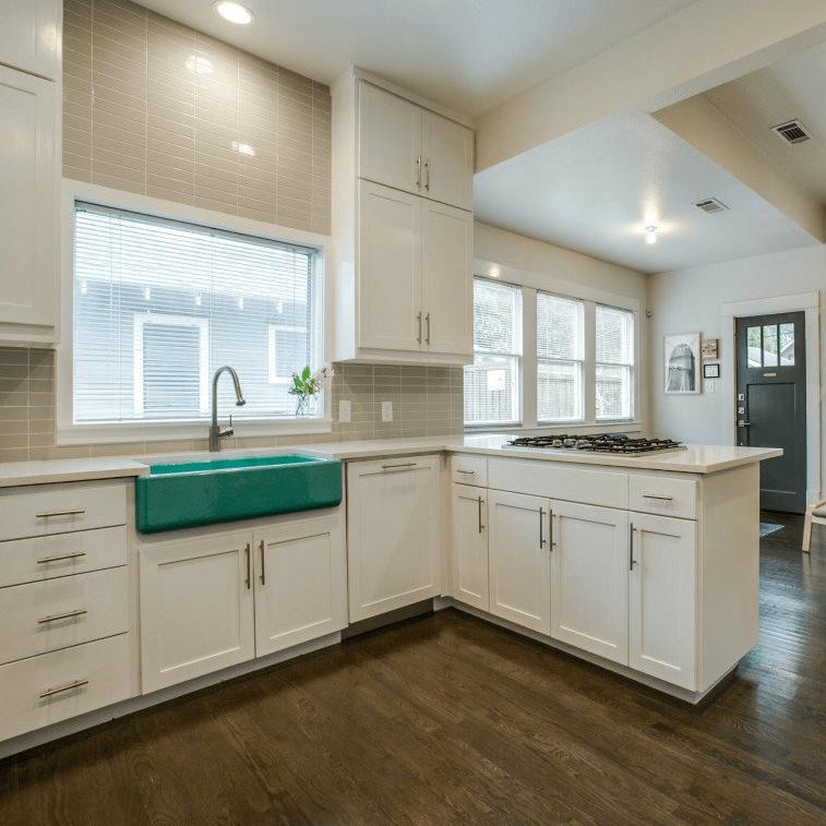 110 North Edgefield Kitchen