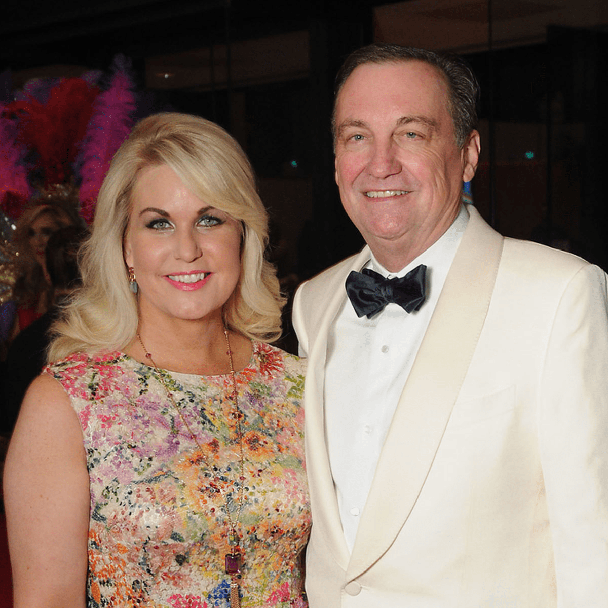 Symphony Ball 5/16, Stephanie von Stein, Ralph Burch