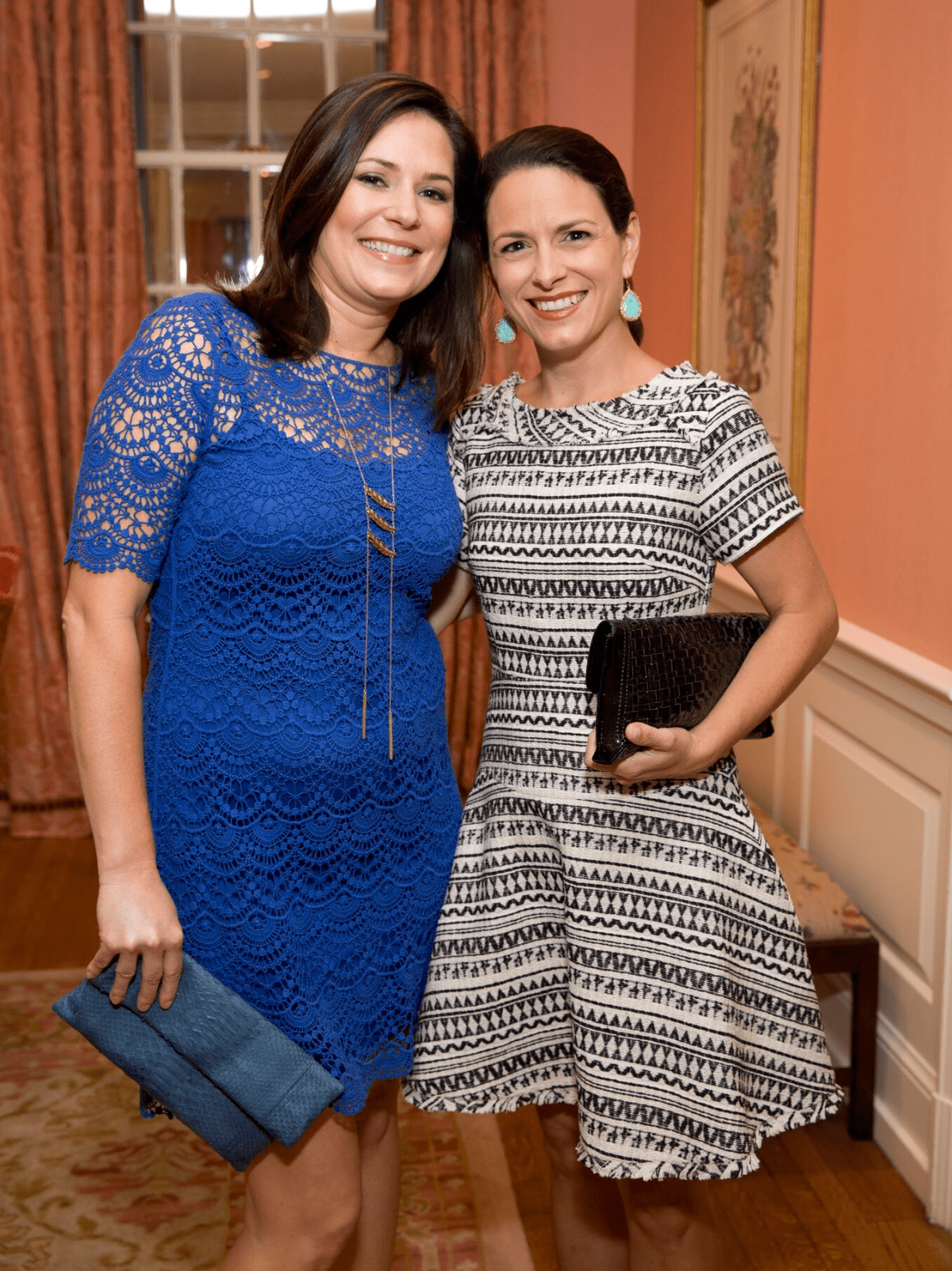 Houston, Bayou Preservation Association Anniversary Luncheon, May 2016, Jana Meyer, Jessica Meyer