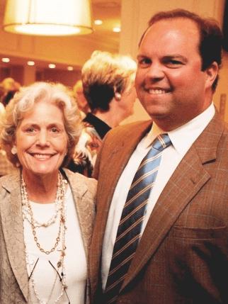 Houston, Menninger Clinic Annual Luncheon, May 2016, Beth Robertson, Miller Crosswell