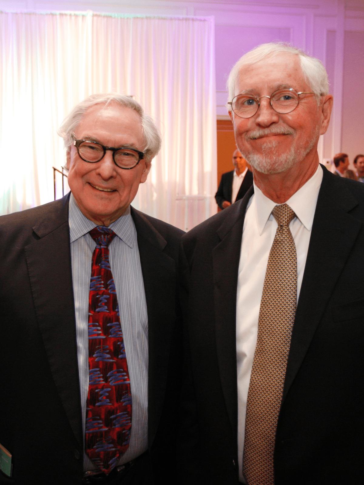 Houston, Menninger Clinic Annual Luncheon, May 2016, Dr. Bud Frazier, Ian Aitken