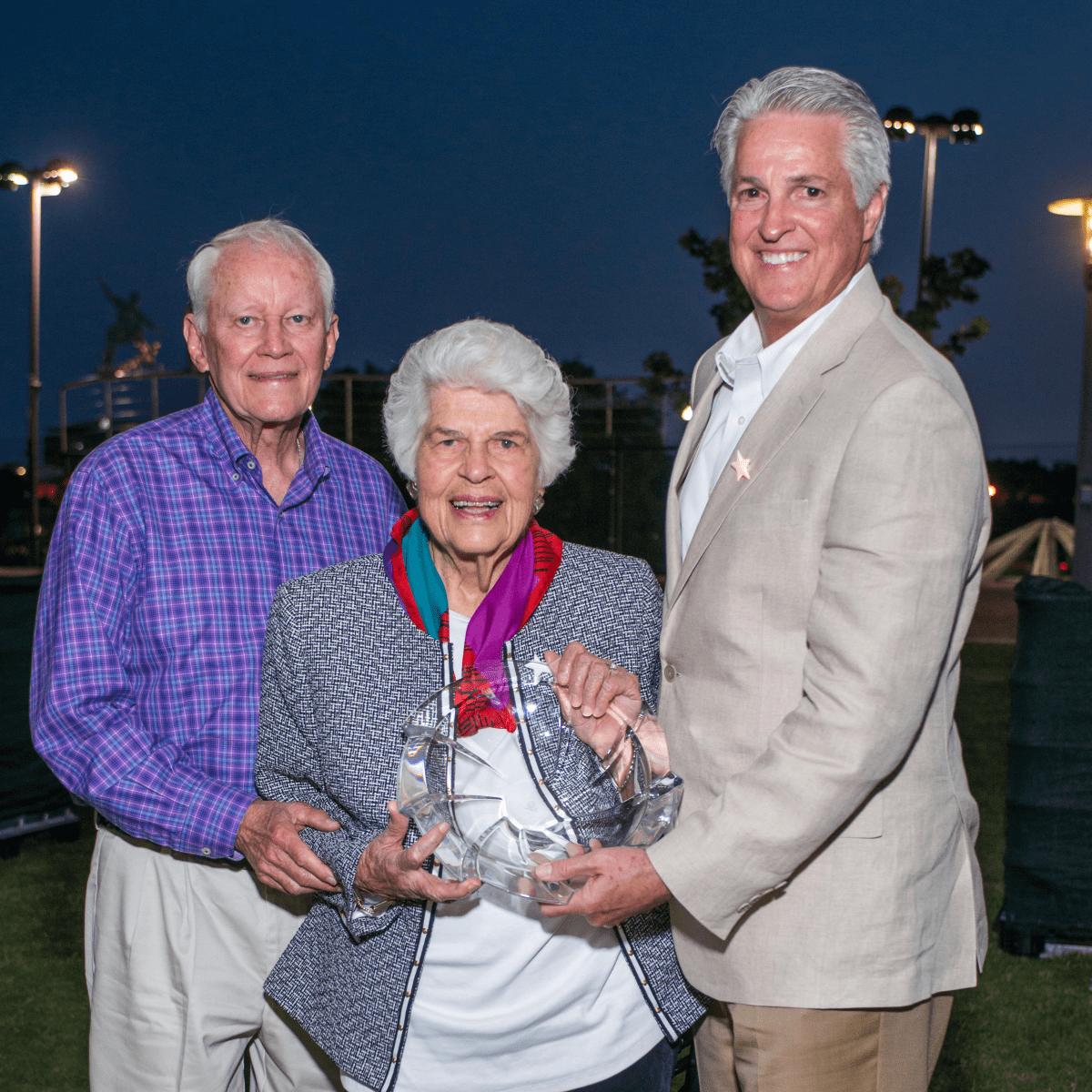 Catholic Charities Gala 5/16 Gene Reed, Patricia Harvey, David Harvey