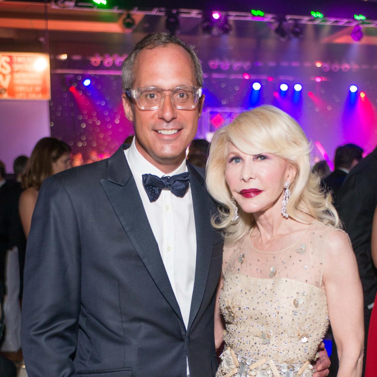 Memorial Hermann Gala 5/16  Mark Sullivan, Diane Lokey Farb