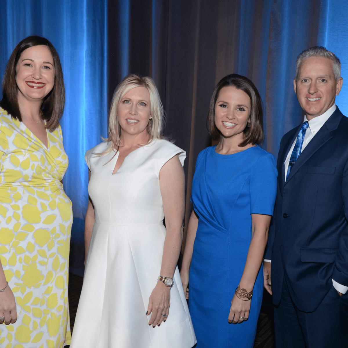 Megan Steinbach, Paula Richmond, Katie Blakey, Lynn M. Davis