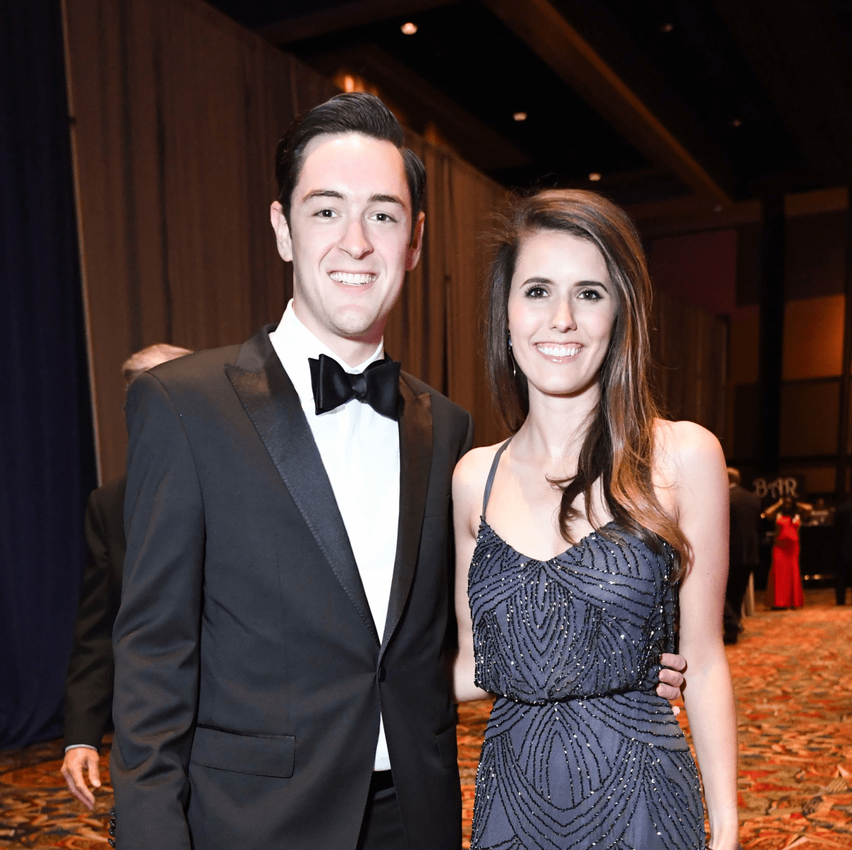 JDRF Gala, 5/2016 Chris Leyendecker, Haley McCann