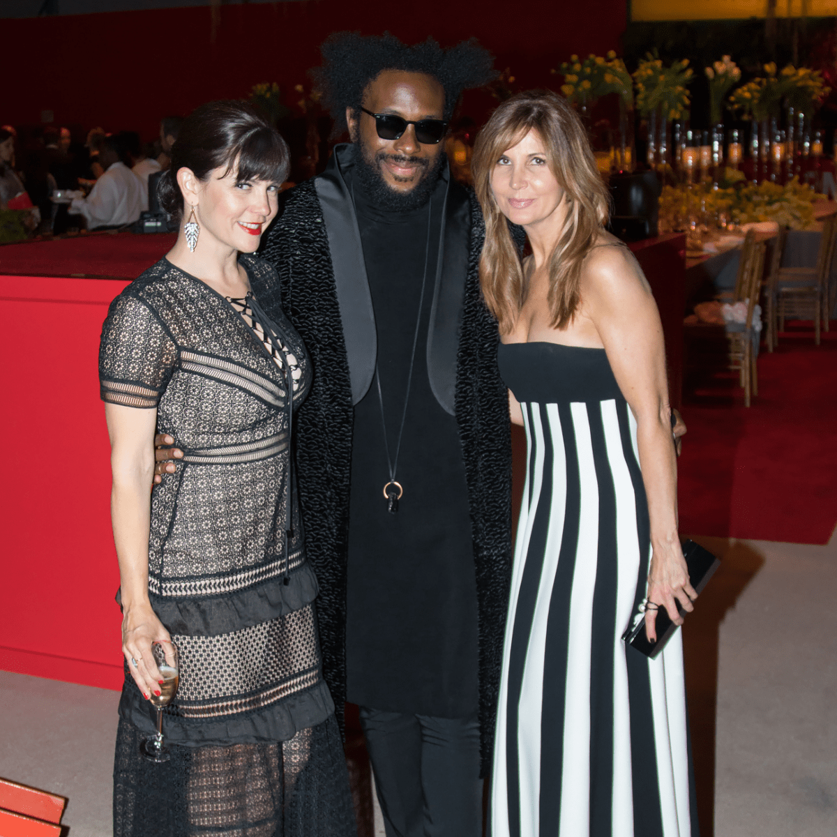 Sara See, Charles Smith II, Jennifer Karol