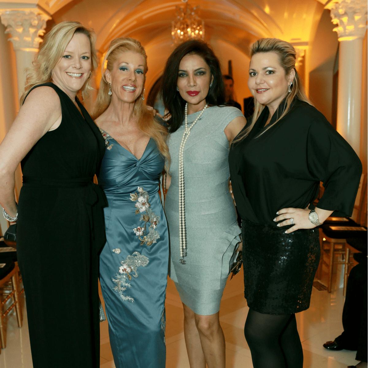 Kristen Greenberg, Phyllis Comu, Dr. Naila Malik, Lindsay Lee McCain