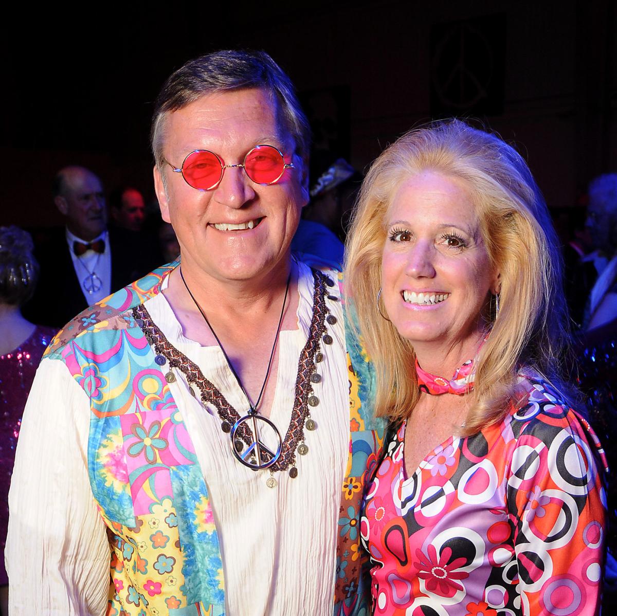 Alley Gala 4/2016, Peter Ragauss, Jennifer Smith