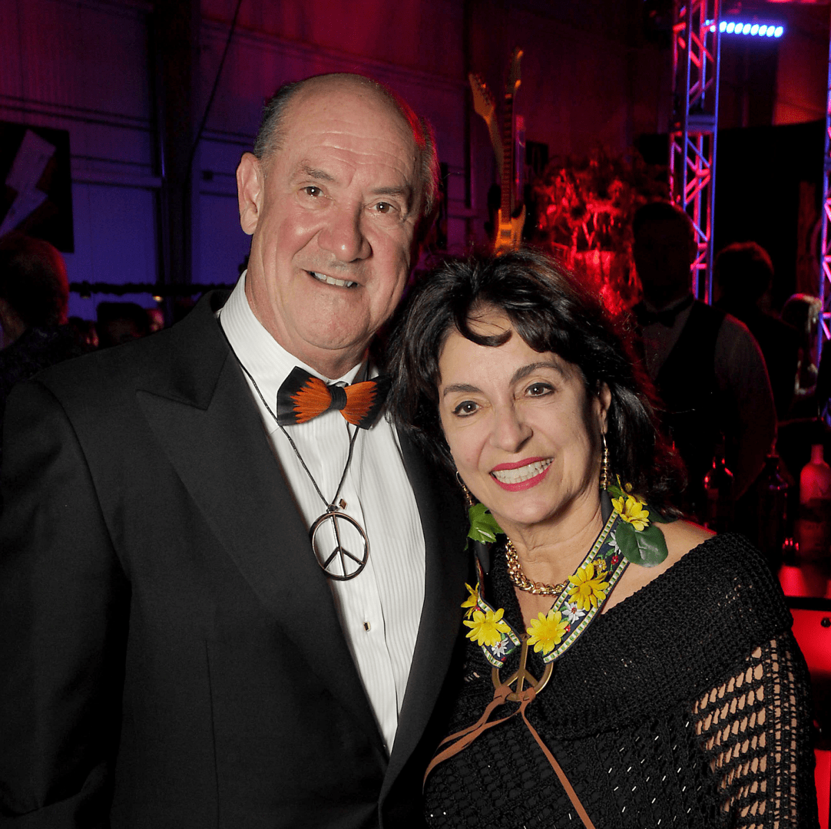 Alley Gala 4/2016, Ken Kades, Mady Kades
