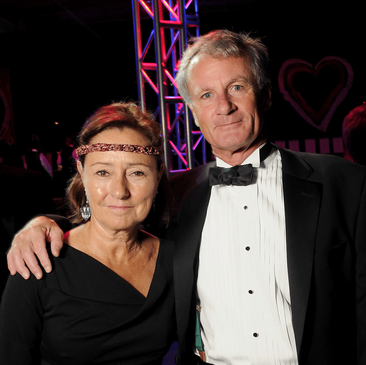 Alley Gala 4/2016, Connie Plank, Roger Plank