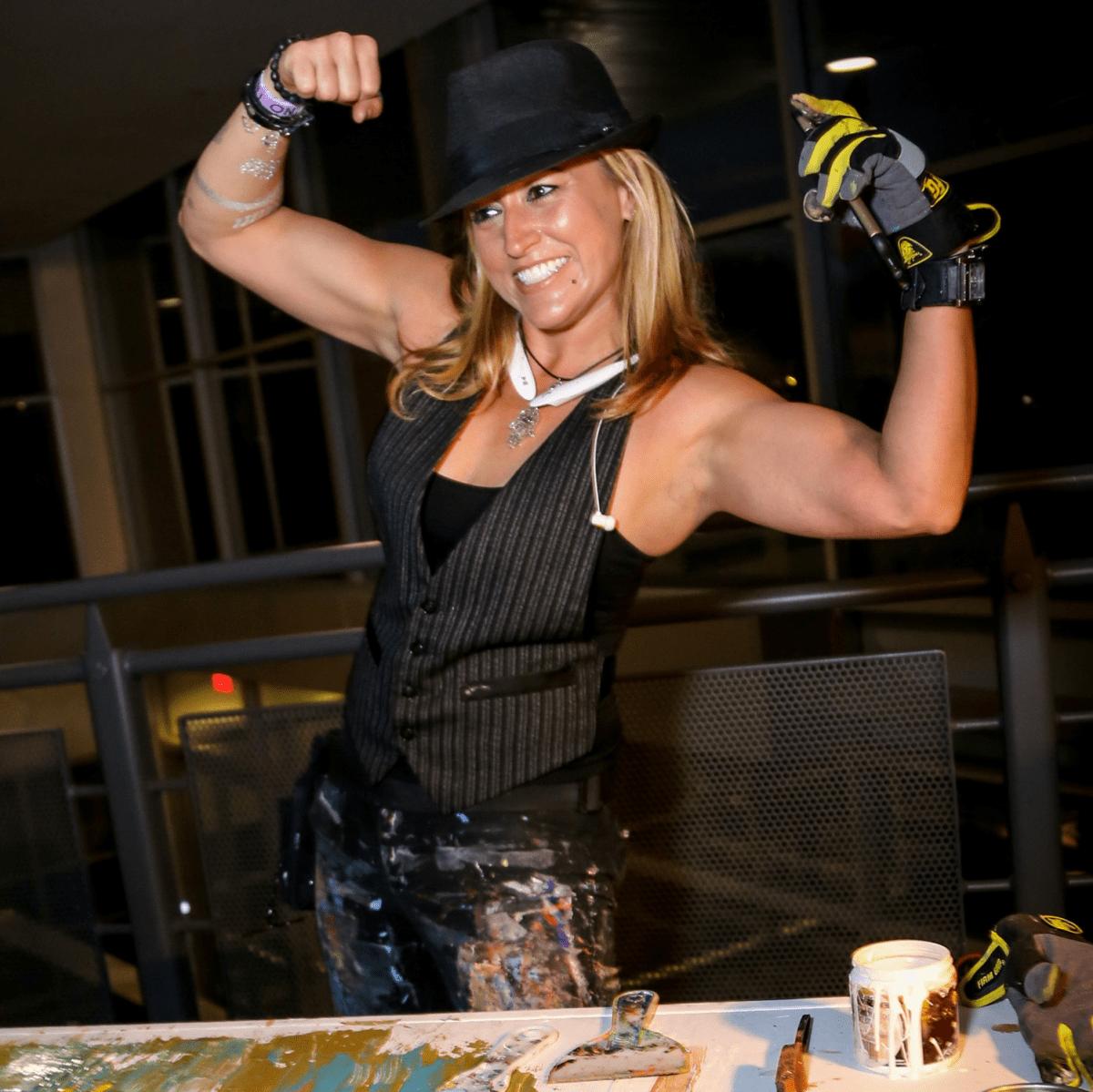 Christina D. Yielding