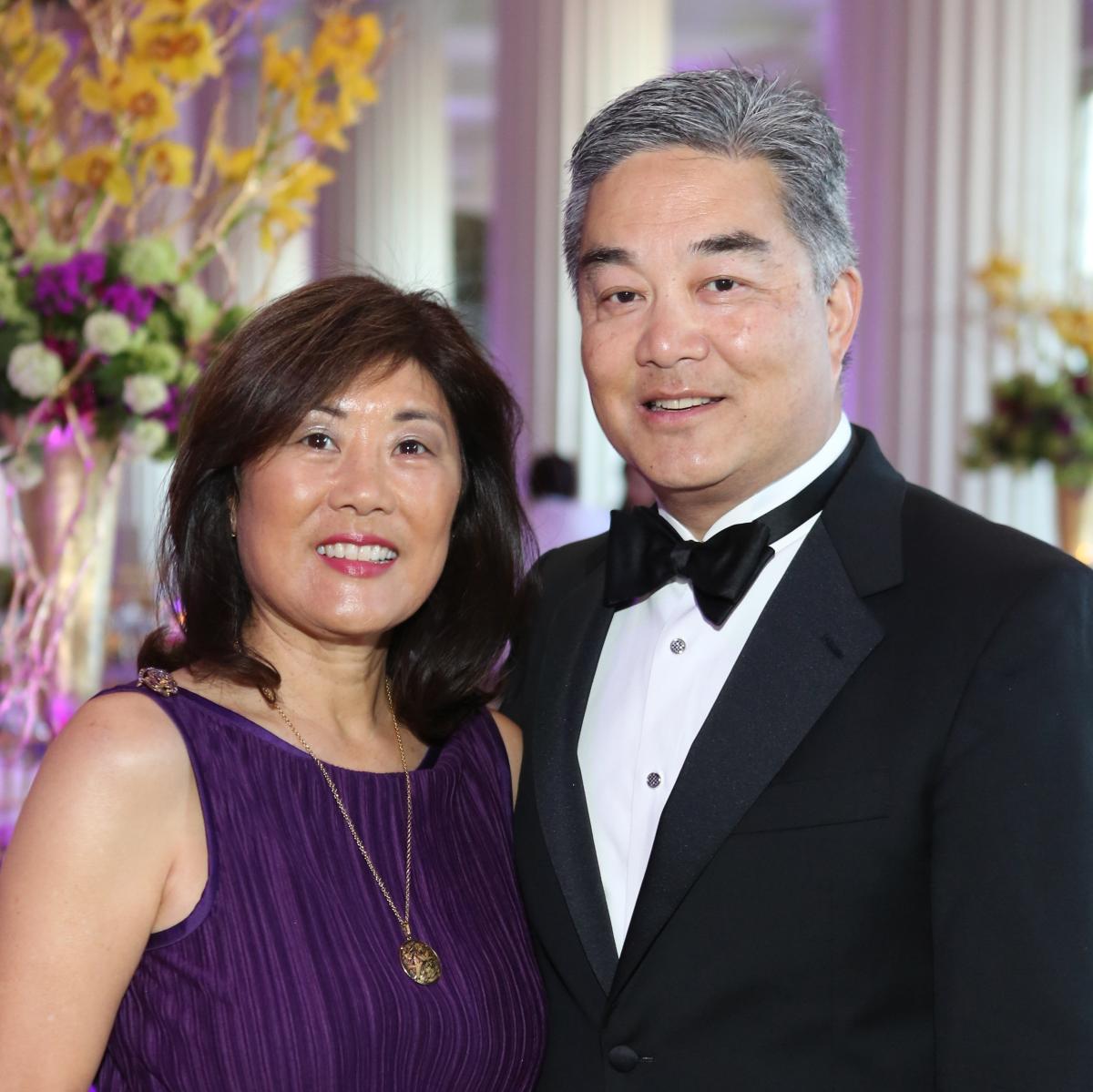 SPA Gala, April 2016, Linda Chiang, Willie Chiang