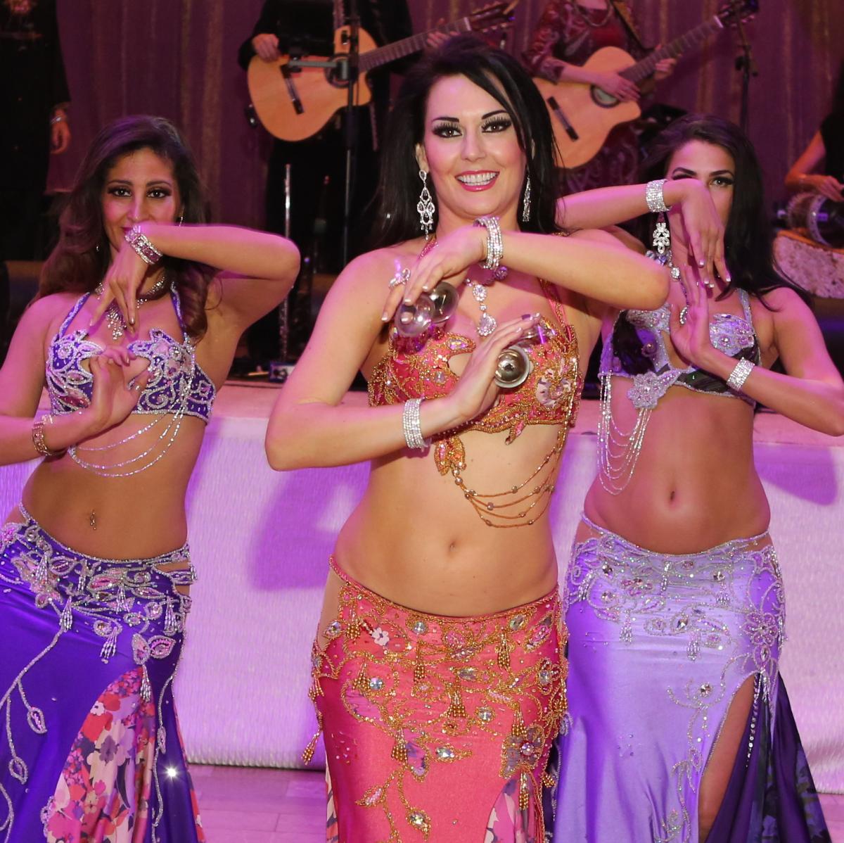 SPA Gala, April 2016, dancers