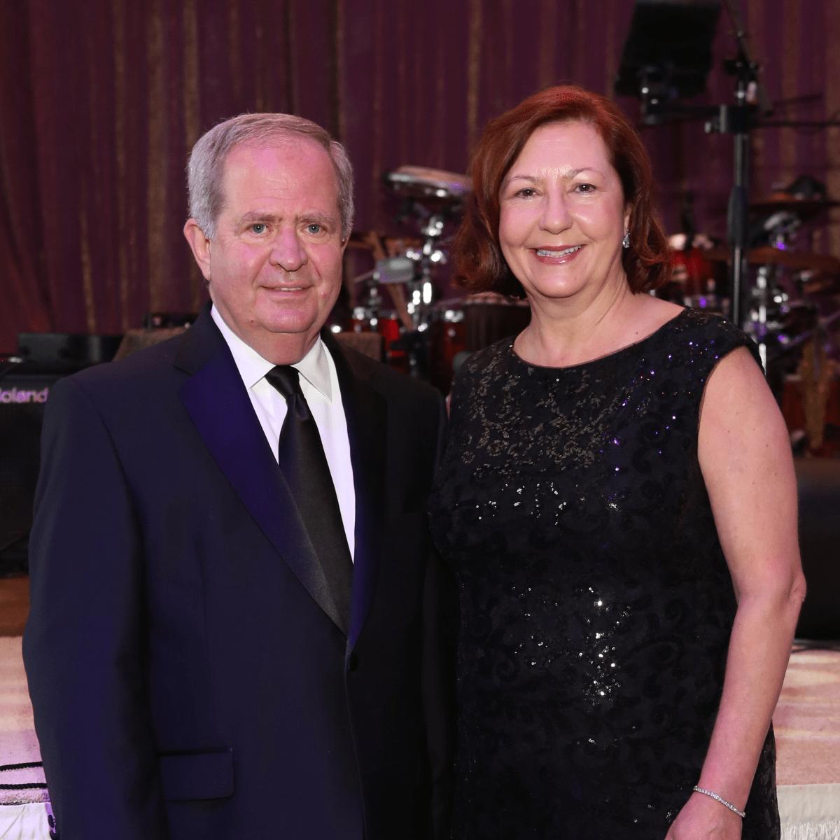 SPA gala, April 2016, Edward Mallett, Theresa Mallett