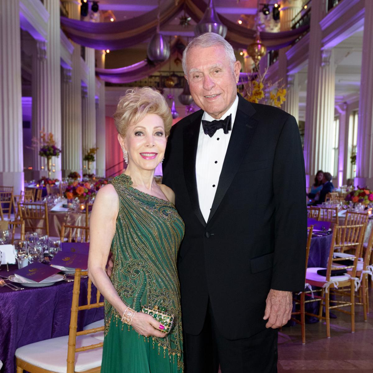 SPA, Gala April 2016, Margaret Alkek Williams, Jim Daniel