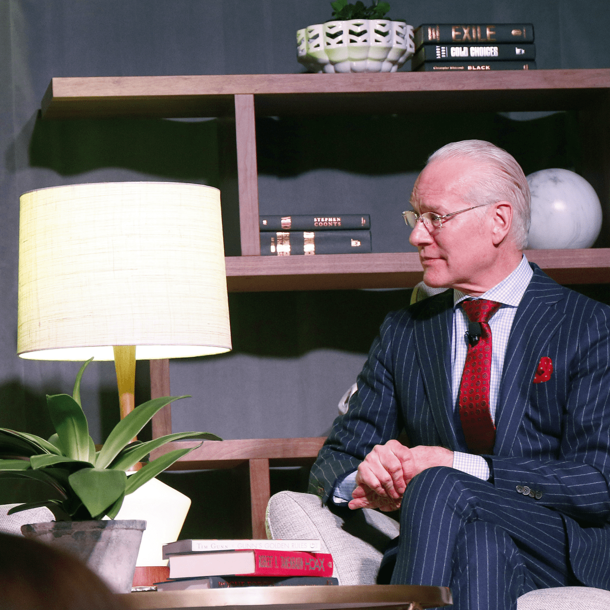 Kimberly Schlegel Whitman, Tim Gunn