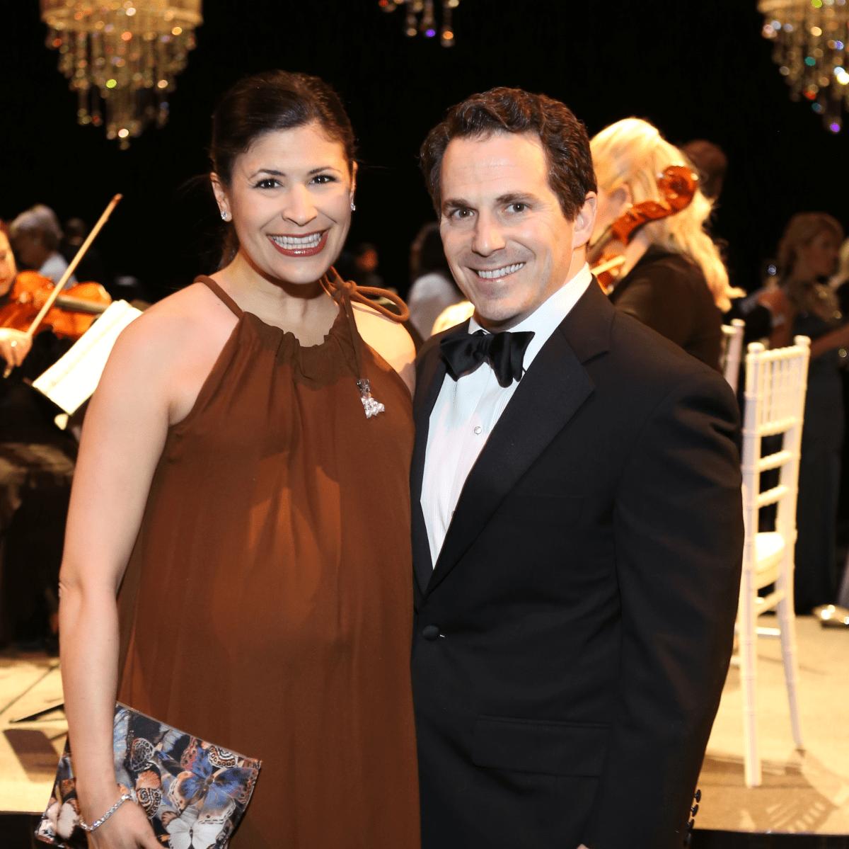 Mercury Gala, April 2016, Kristy Bradshaw, Chris Bradshaw