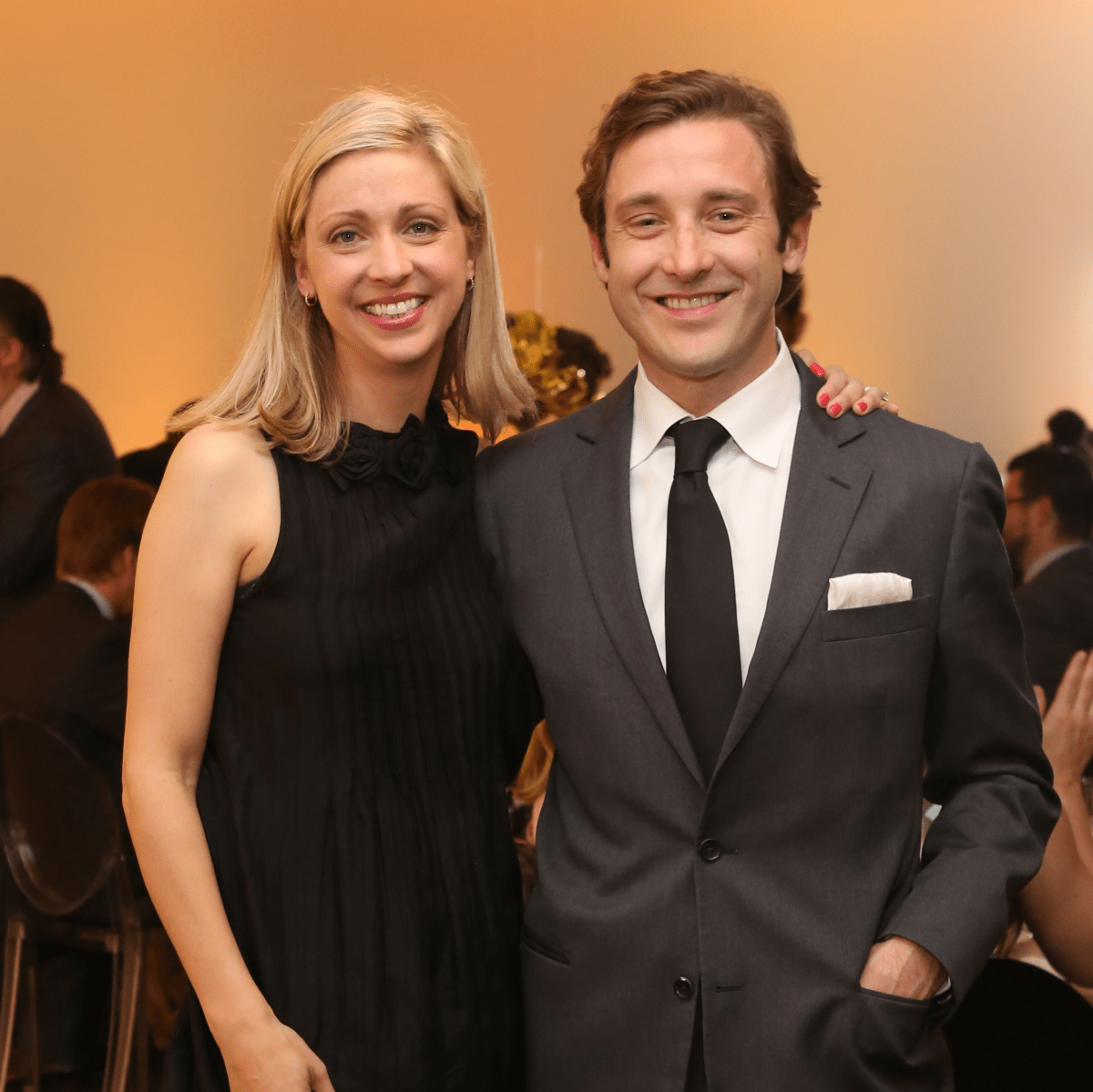 Blaffer Galleria Gala, April 2016, Meredith Hedemann, Travis hademann