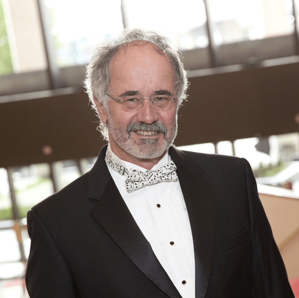 Symphony Wine Dinner, April 2016, Bob Weiner
