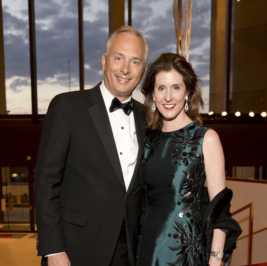 Symphony Wine Dinner, April 2016,  Bobby Tudor, Phoebe Tudor