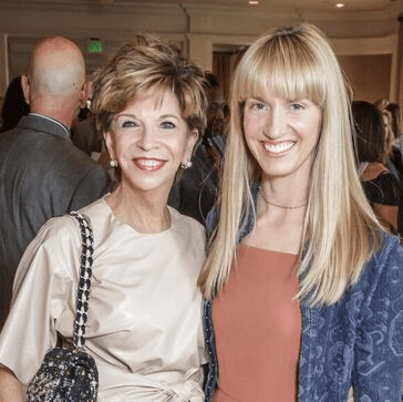 Chris Goins at Passion for Fashion luncheon
