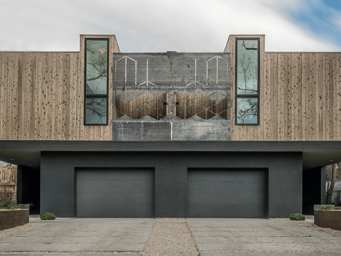 Austin house home dulplex 3305 Garden Villa Lane 78704 March 2016 front