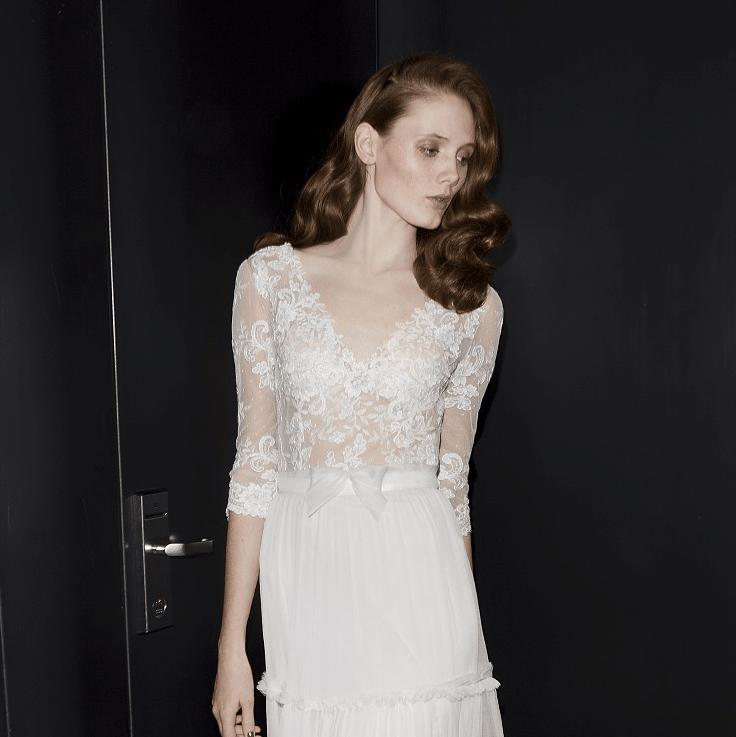 Mira Zwillinger Roxanna dress chiffon