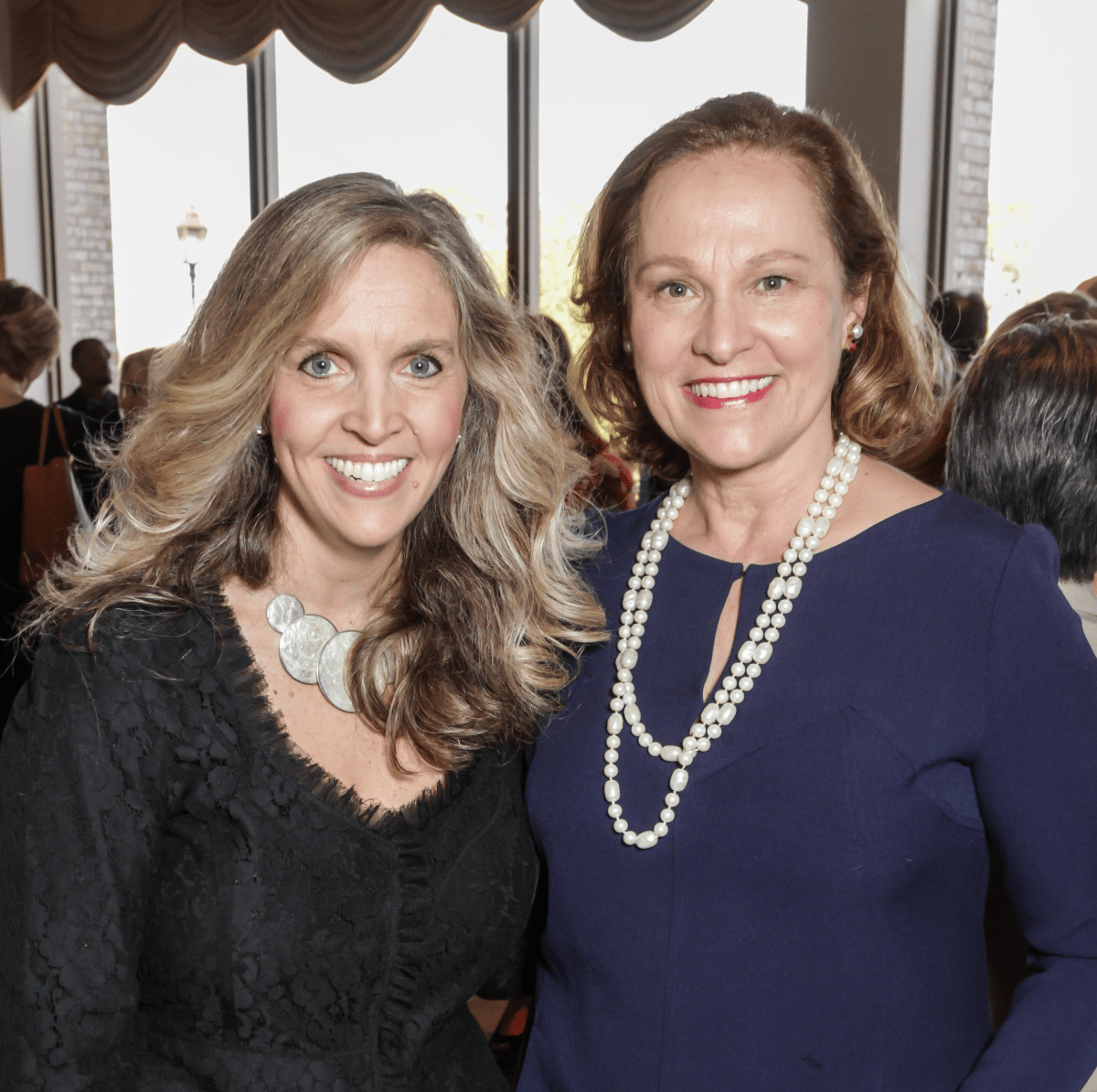 HSPVA luncheon, Feb. 2016,Stephanie Ann Jones, Minnette Boesel