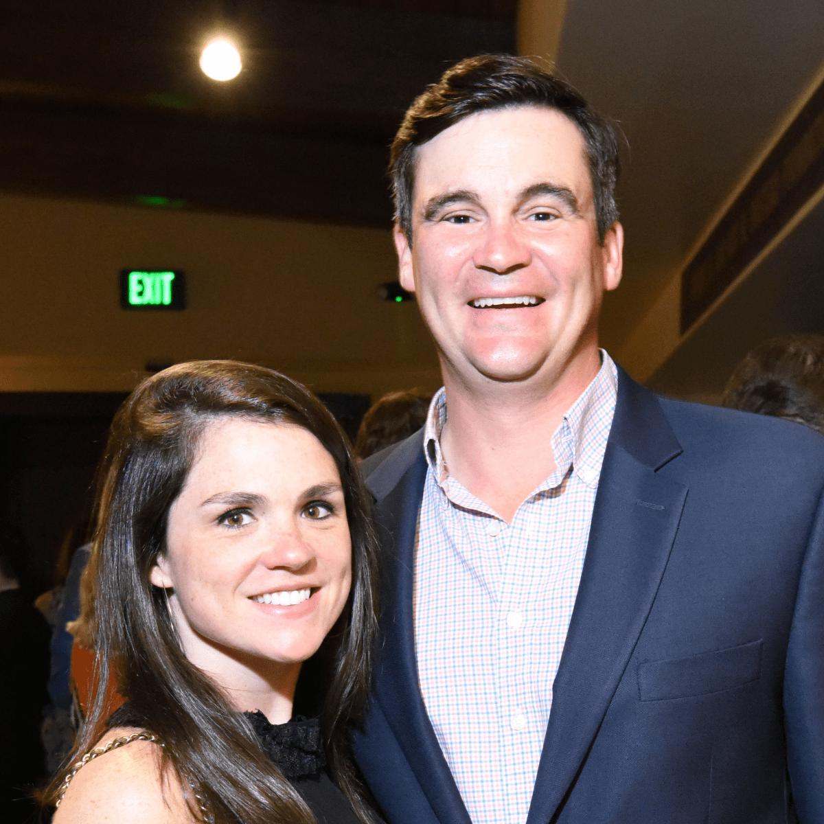 Houston Zoo Ambassadors Gala Lacey and Matt Goossen