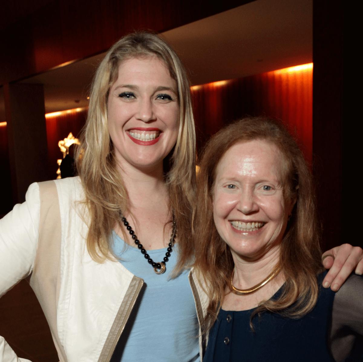 Telluride MountainFILM Feb. 2016, Jennifer Roosth, Linda Weiner