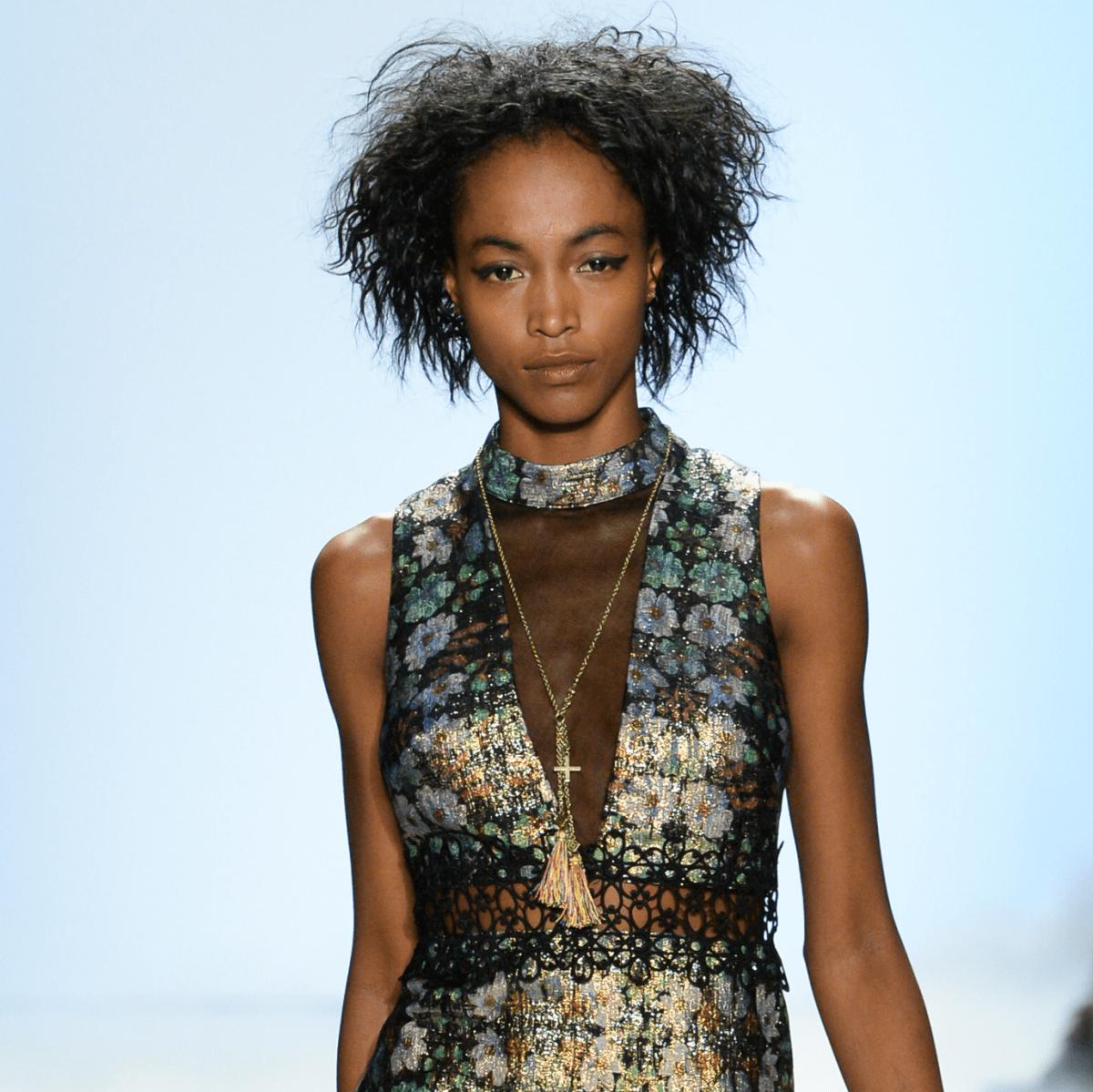 Nicole Miller fall 2016 runway show