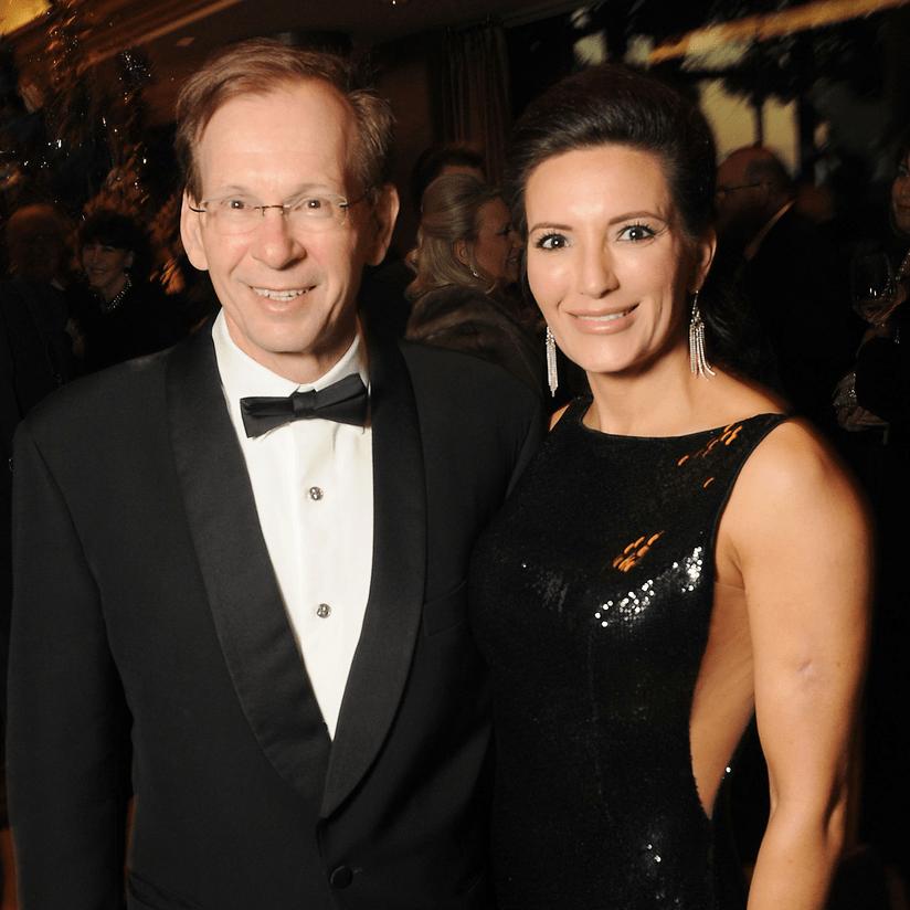 San Luis Salute, Feb. 2016, Dr. Thomas Blackwell, Michele Blackwell