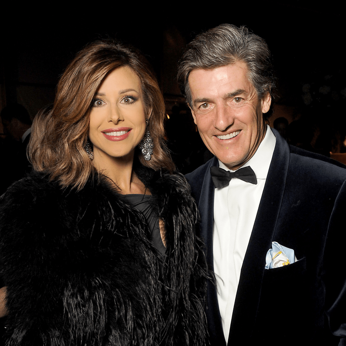 Discovery Green, Gala on the Green, Feb. 2016, Dominique Sachse, Nick Florescu