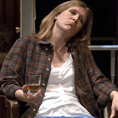 Sherry Jo Ward in August Osage County