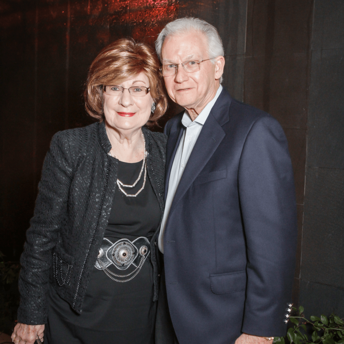 Houston, Social Book 2016 Launch Party, January 2016, Cora Sue, Harry Mach