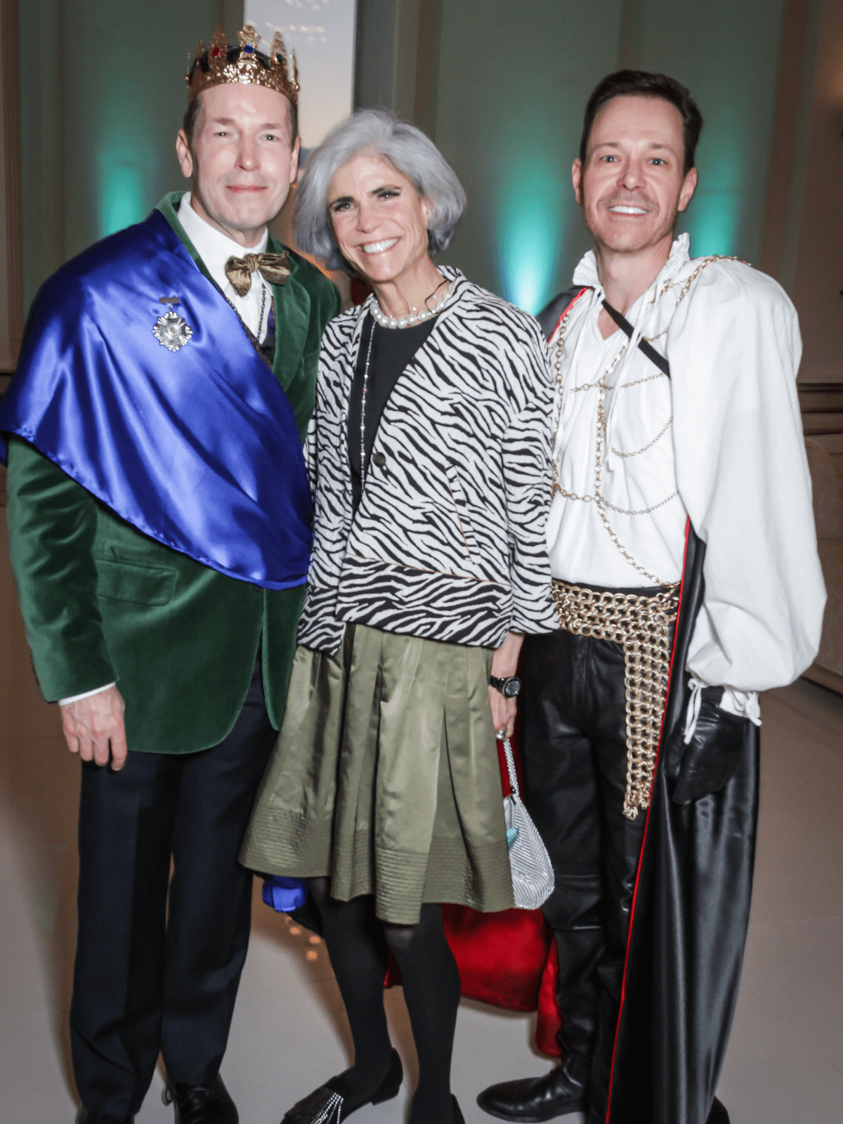 Houston, Social Book 2016 Launch Party, January 2016, Scott Evans, Judy Nyquist, Jeff Henry